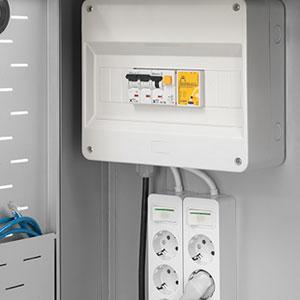 Máxima seguridad eléctrica